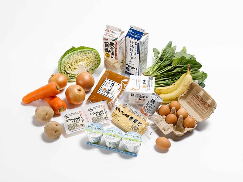 らでぃっしゅぼーや株式会社<br /> 生鮮食品、日用品の個別宅配サービスの画像(image1-jpg)