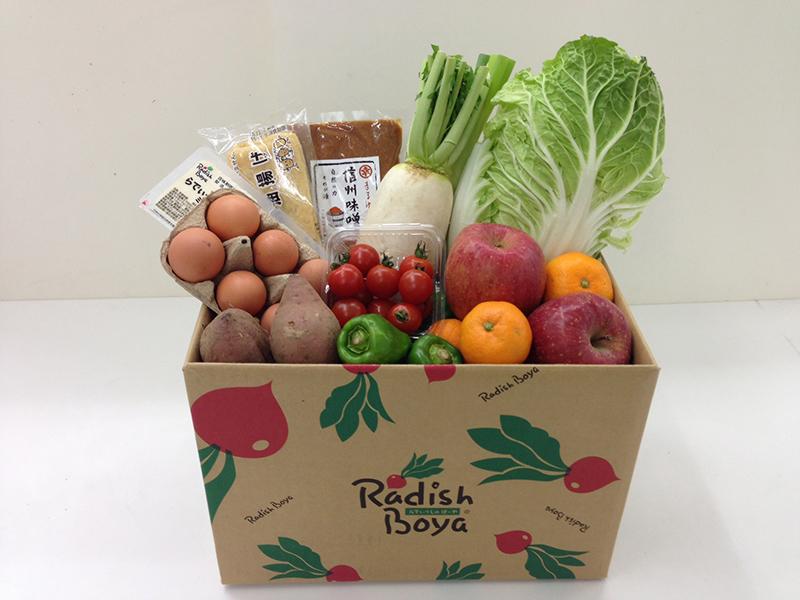 らでぃっしゅぼーや株式会社<br /> 生鮮食品、日用品の個別宅配サービスのサムネイル画像